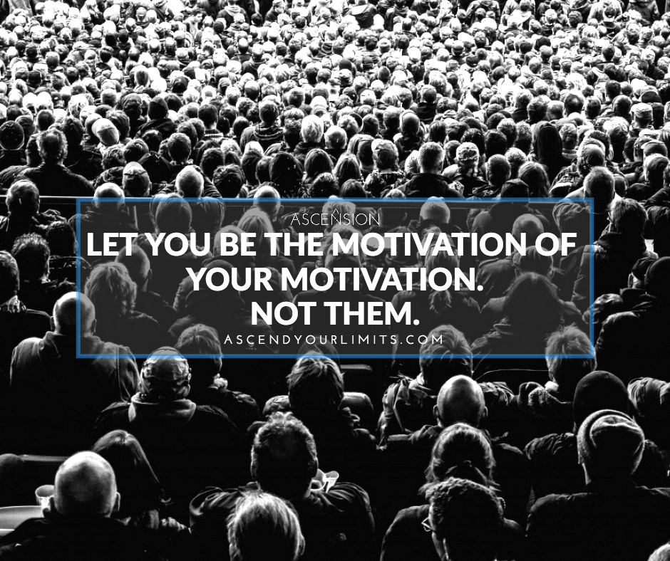 The Motive of Motivation
